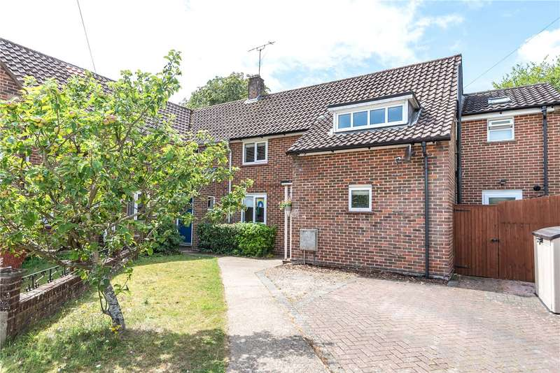 4 Bedrooms End Of Terrace House for sale in Greenhill Road, Winchester, Hampshire, SO22