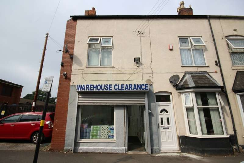 Shop Commercial for rent in Bevington Road, Aston, Birmingham, B6