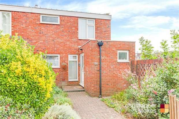 3 Bedrooms End Of Terrace House for sale in Collet Close, Cheshunt, Hertfordshire