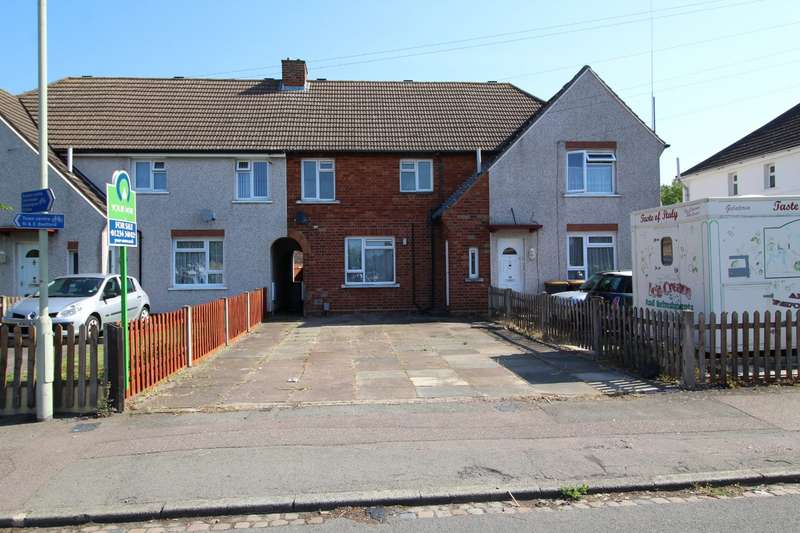 3 Bedrooms House for sale in Collie Road, Bedford, Bedfordshire, MK42