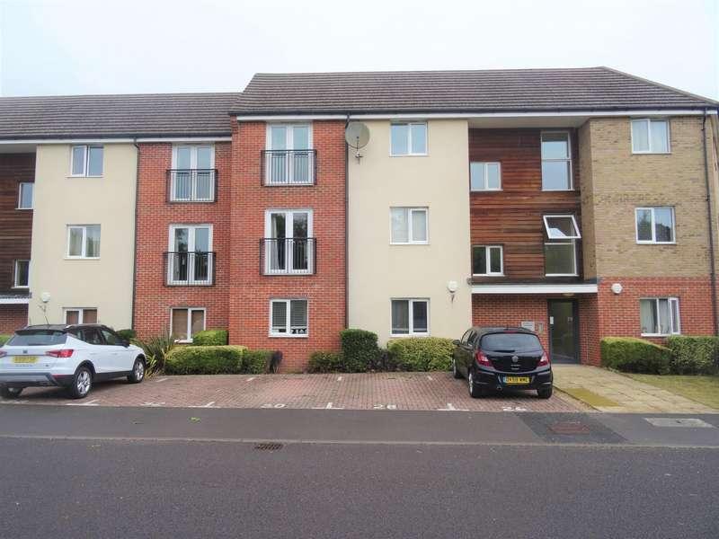 1 Bedroom Apartment Flat for sale in Skippetts Gardens, Basingstoke