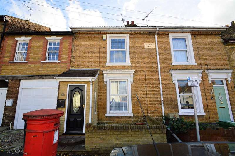 2 Bedrooms Terraced House for sale in Hope Street, Maidstone