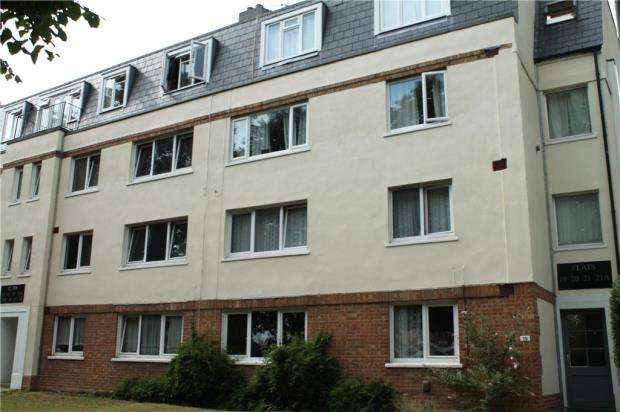 2 Bedrooms Apartment Flat for sale in Park Mansions, Magdala Road, Portsmouth