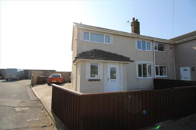 3 Bedrooms Semi Detached House for sale in Bankhead, HAVERIGG
