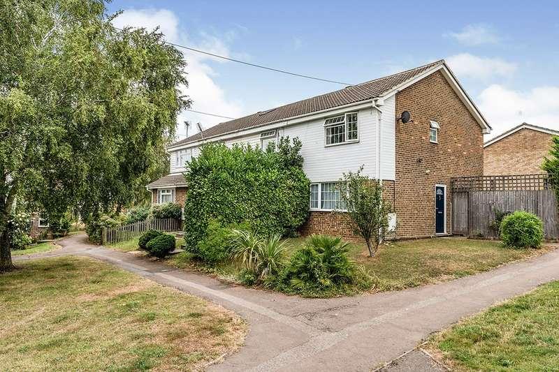 2 Bedrooms End Of Terrace House for sale in Laurel Walk, Rainham, Gillingham, Kent, ME8
