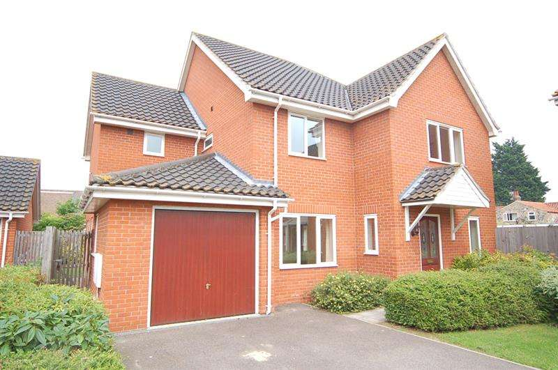 5 Bedrooms Detached House for rent in Sharpes Court, Mildenhall, Bury St. Edmunds, Suffolk, IP28