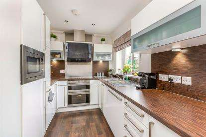 4 Bedrooms Semi Detached House for sale in Standroyd Court, Colne, Lancashire, ., BB8