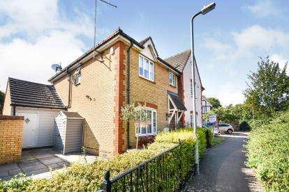 3 Bedrooms Semi Detached House for sale in Nevendon, Basildon, Essex