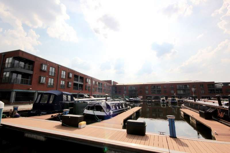 2 Bedrooms Apartment Flat for sale in Diglis Dock Road, Diglis, Worcester, WR5