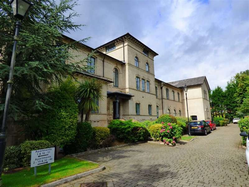 2 Bedrooms Flat for sale in Upper Park Road, Victoria Park, Manchester, M14