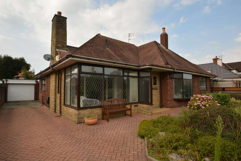 3 Bedrooms Detached Bungalow for sale in 236 Newton Drive, Blackpool, FY3 8NB