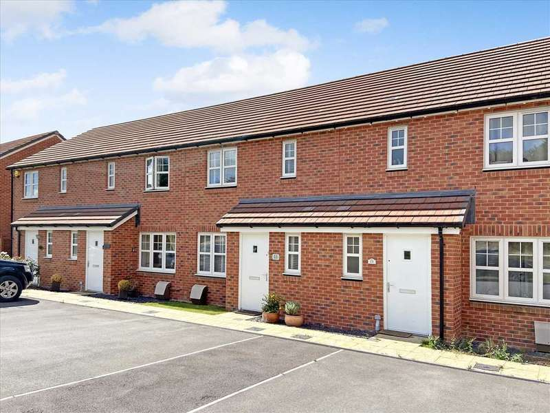 3 Bedrooms Terraced House for sale in Beale Road, Tidworth