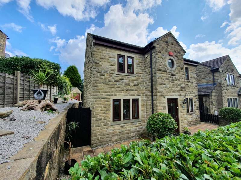 4 Bedrooms Detached House for sale in St John Street, Lees, Oldham, OL4 3DS