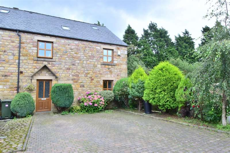4 Bedrooms End Of Terrace House for sale in Brookholme Court, Lancaster - a home where city meets countryside