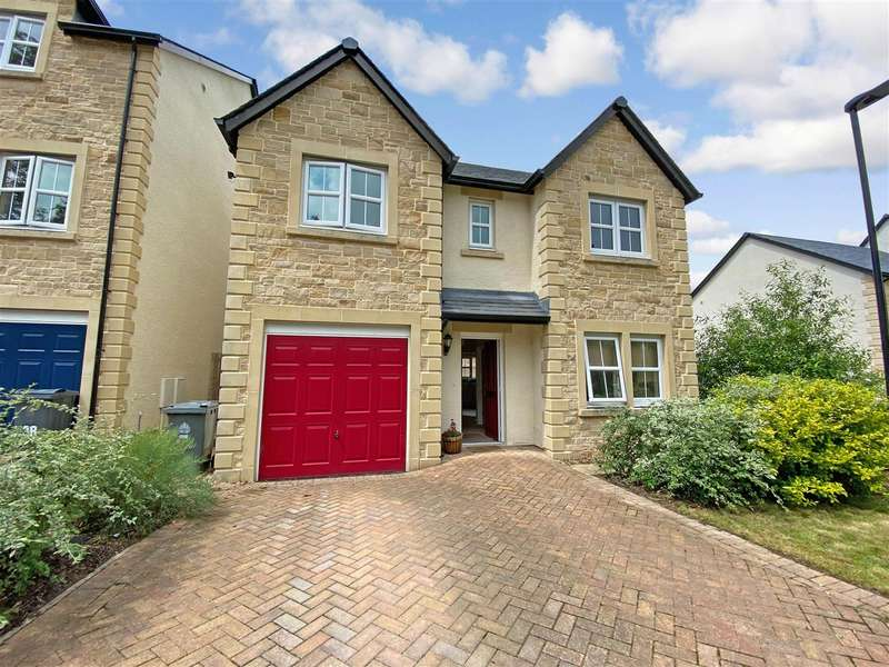 4 Bedrooms Detached House for sale in Coleman Drive, Highwood - a stylish detached home