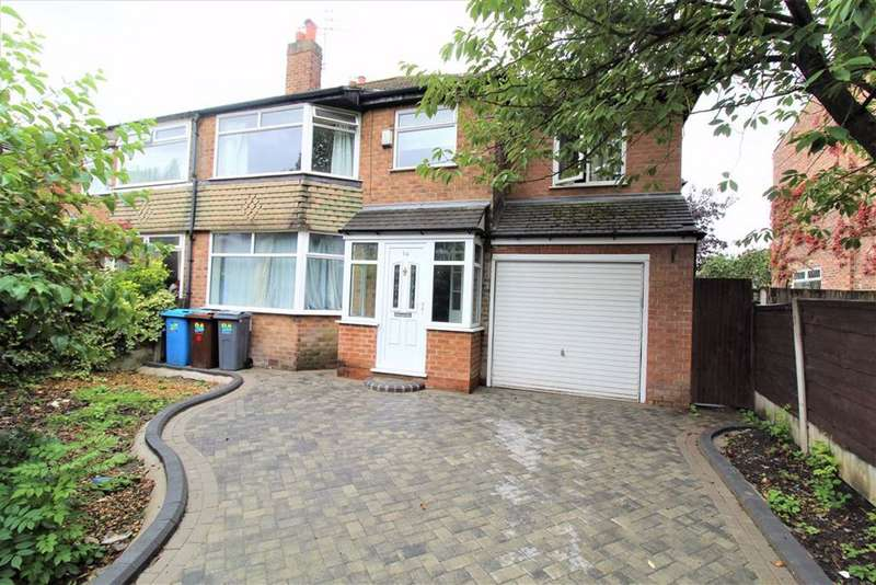 4 Bedrooms Semi Detached House for sale in Conyngham Road, Manchester