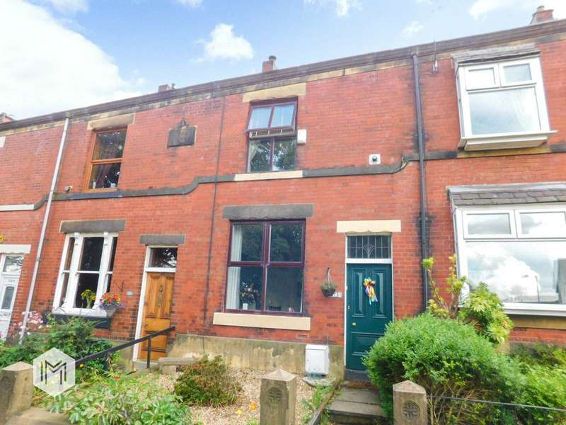 2 Bedrooms Terraced House for sale in Walshaw Road, Bury, Greater Manchester, BL8