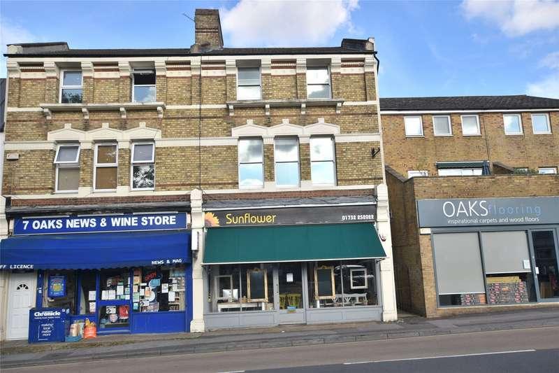 1 Bedroom Flat for sale in St. Johns Hill, Sevenoaks, Kent, TN13