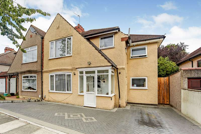5 Bedrooms Semi Detached House for sale in Thornton Road, Bromley, BR1