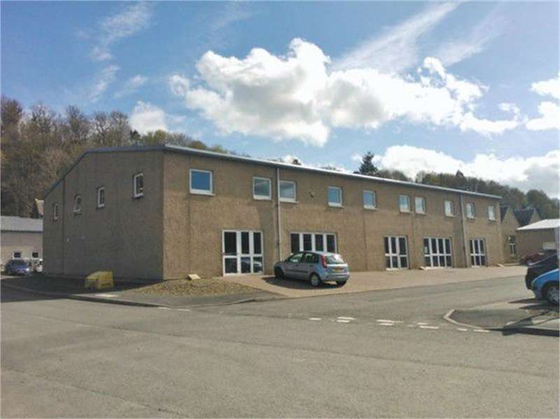 10 Bedrooms Commercial Property for rent in Tweed Mills Business Park, Dunsdale Road, Selkirk, Scottish Borders