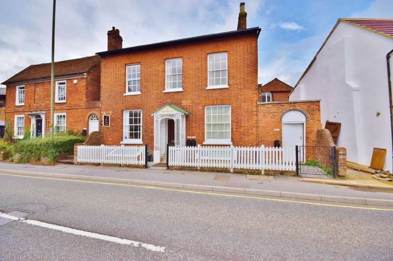 2 Bedrooms Maisonette Flat for sale in Winchester Road, Basingstoke, RG21