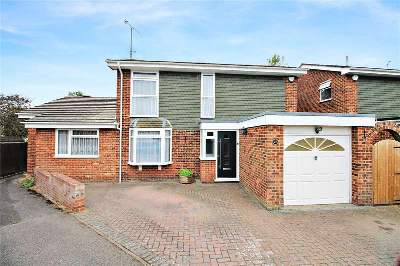 4 Bedrooms Detached House for sale in Pond Drive, Sittingbourne, Kent, ME10
