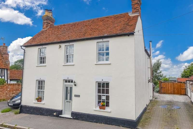 4 Bedrooms Detached House for sale in The Street, High Roding, Dunmow