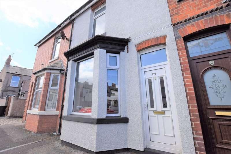 2 Bedrooms Terraced House for sale in Blakiston Street, Fleetwood