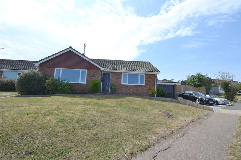 3 Bedrooms Detached Bungalow for sale in Osprey Close, Whitstable