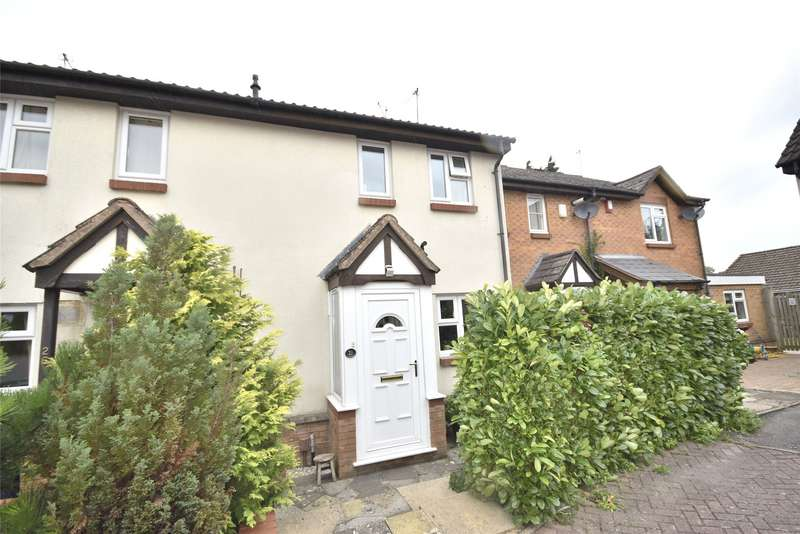 2 Bedrooms Terraced House for sale in Churchfields, Bishops Cleeve, CHELTENHAM, Gloucestershire, GL52