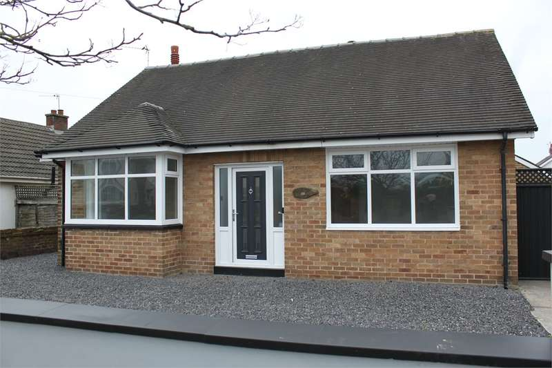 2 Bedrooms Detached Bungalow for sale in 45 Caryl Road, St. Annes, Lancashire, FY8 2QB