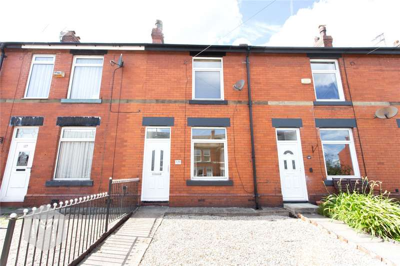 2 Bedrooms Terraced House for sale in Booth Street, Tottington, Bury, Greater Manchester, BL8