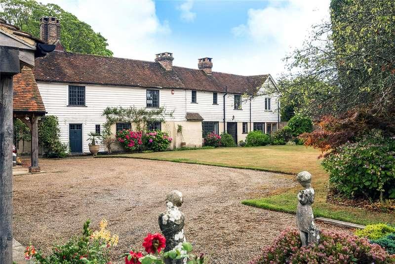 7 Bedrooms House for sale in High Street, Cowden, Edenbridge, Kent