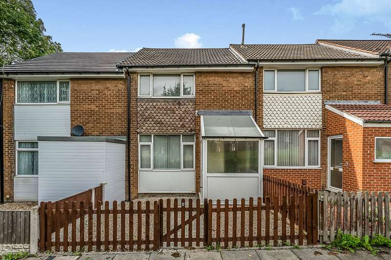 2 Bedrooms House for sale in Levens Close, Leeds, West Yorkshire, LS15