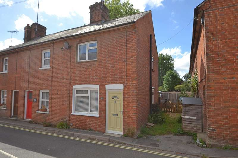 2 Bedrooms End Of Terrace House for sale in Fordingbridge