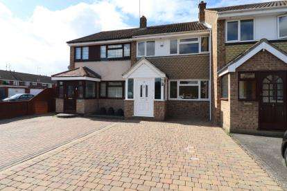 3 Bedrooms Terraced House for sale in Rayleigh, Essex