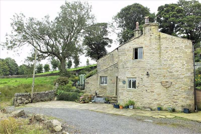 3 Bedrooms Detached House for sale in Hollin Hall, Trawden, Lancashire, BB8