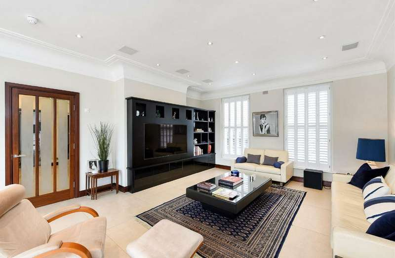 5 Bedrooms House for rent in Platts Lane, Hampstead, NW3