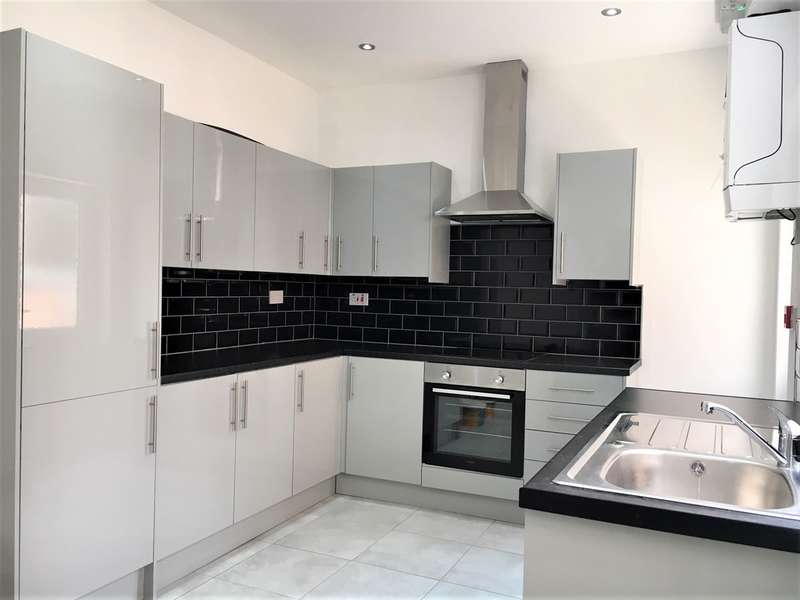 6 Bedrooms Terraced House for rent in Humber Avenue, Stoke