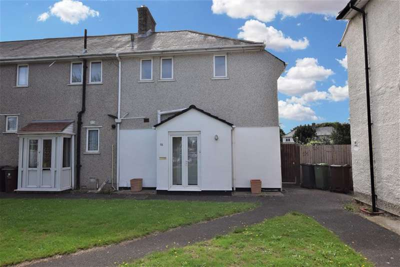 2 Bedrooms End Of Terrace House for sale in Groveway, Dagenham, RM8