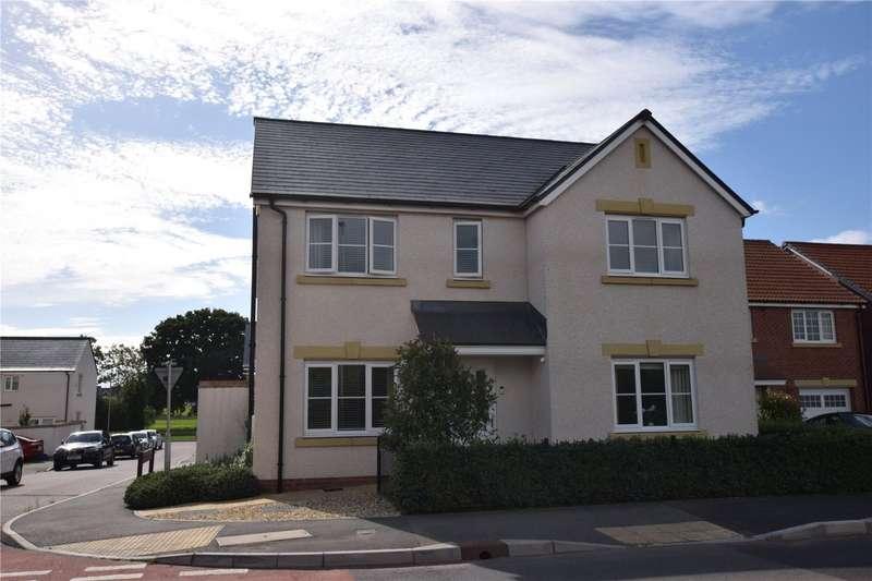 5 Bedrooms Detached House for sale in Halletts Road, Monkton Heathfield, Taunton, Somerset, TA2