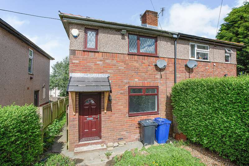 2 Bedrooms Semi Detached House for sale in Tadema Grove, Burnley, Lancashire, BB11