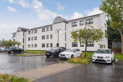 2 Bedrooms Flat for sale in Kildonan Court, Newmains, Wishaw, North Lanarkshire
