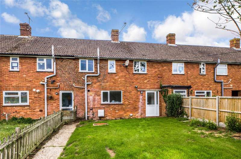 4 Bedrooms Terraced House for sale in Stanfield, Tadley, Hampshire, RG26
