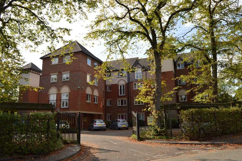 2 Bedrooms Apartment Flat for sale in Prestbury Court, Longley Road, Worsley Manchester , M28 3JA