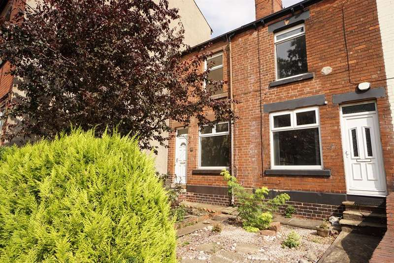 3 Bedrooms Terraced House for sale in Carrfield Road, Heeley, Sheffield, S8 9SA