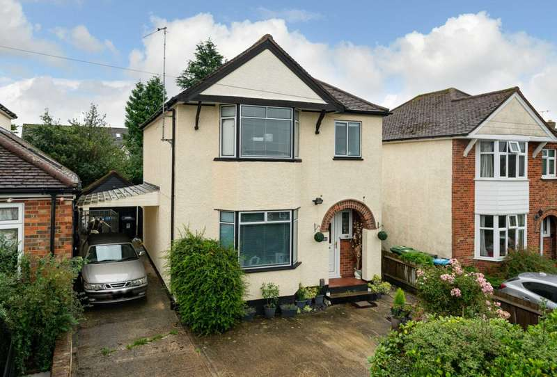 3 Bedrooms Detached House for sale in Newell Road, Hemel Hempstead