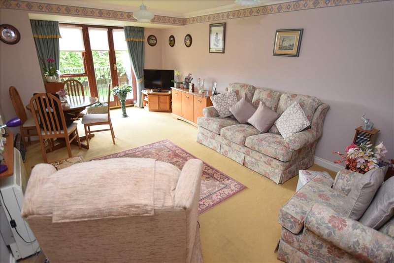 2 Bedrooms Flat for sale in Oasis Court, Chelmsford