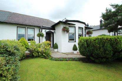 3 Bedrooms Bungalow for sale in Peel Road, Thorntonhall, South Lanarkshire