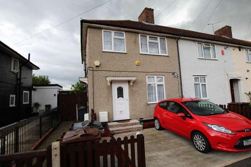 1 Bedroom Maisonette Flat for sale in Stanhope Road, Dagenham, Essex, RM8 3DA